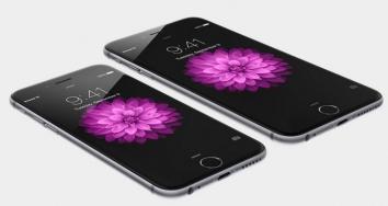 El iPhone 6 es el gama alta con la carga más lenta
