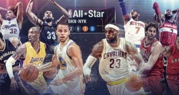 Cómo ver online el NBA All-Star 2015