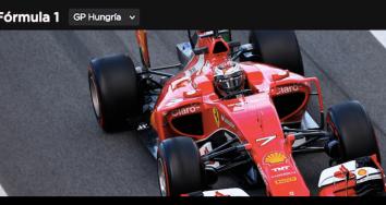 Cómo ver el GP de Hungría 2015 de Fórmula 1 online