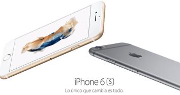 El iPhone 6s Plus agotado en España
