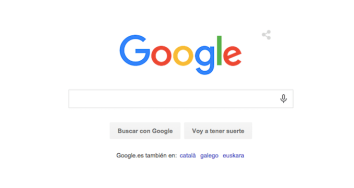 Google estrena un nuevo logotipo