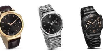 Huawei Watch viene a plantarle cara al Apple Watch