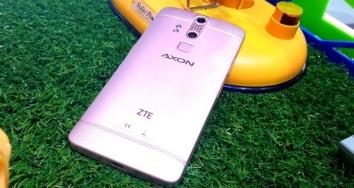 ZTE Axon, gama alta por menos de 500 euros