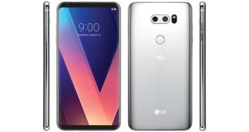 LG V30, precio y disponibilidad en España