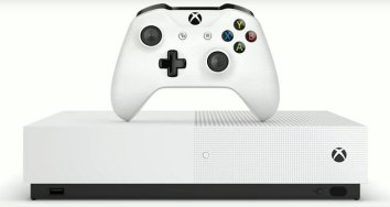 Xbox One recibiría una versión sin lector de discos