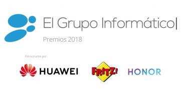 Vota en los Premios 18 de El Grupo Informático y gana dispositivos