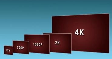 ¿Cuáles son los beneficios de las pantallas 4k?