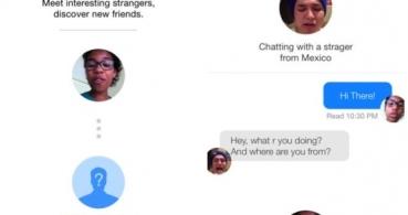 Chance, un servicio de mensajería 'a lo chatroulette' para iOS