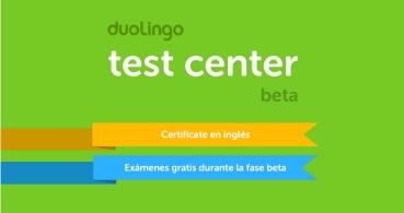 Certifica tu inglés gratis con Duolingo