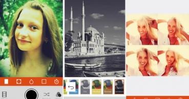 Retrica, la app de moda para selfies