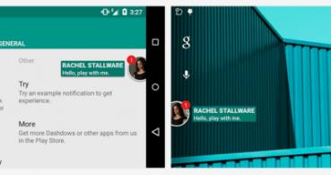 Cómo recibir las notificaciones de WhatsApp como las burbujas de Facebook