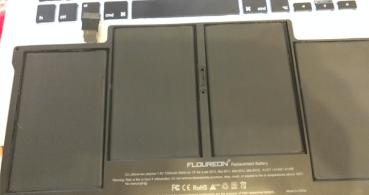Cómo cambiar la batería de MacBook Air