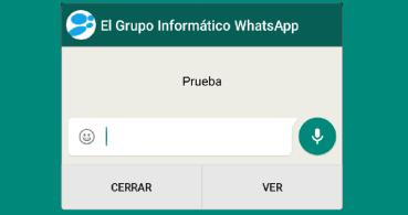 Cómo leer y responder WhatsApp sin desbloquear la pantalla