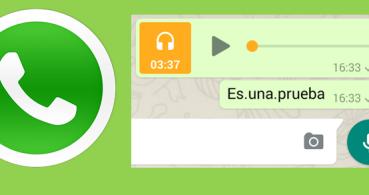 Cómo enviar música en mp3 por WhatsApp