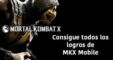 Consigue todos los logros en Mortal Kombat X Mobile