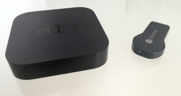 Comparativa: Apple TV vs Chromecast
