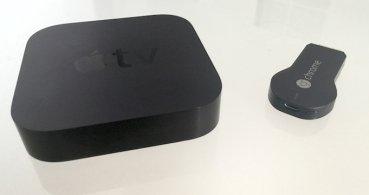 Comparativa: Apple TV vs Chromecast