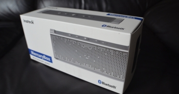 Review: MercuryBox de Inateck,el altavoz Bluetooth que desearás tener
