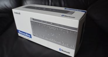 Review: MercuryBox de Inateck,el altavoz Bluetooth que desearás tener