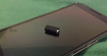 Reemplazar el botón de encendido en Android