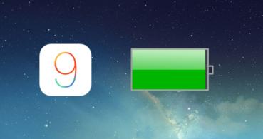 Cómo ver las estadísticas de la batería en iOS 9