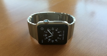 Review: correa MoKo de acero inoxidable para Apple Watch