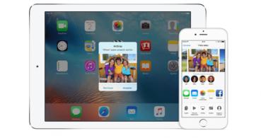 Cómo compartir archivos entre iPhone y Mac