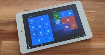 Review: Cube iWork 8, una tablet con Windows 10 a un precio imbatible