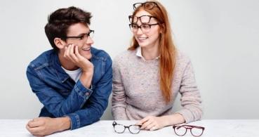Cómo comprar gafas graduadas por Internet