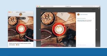 Uplet, una app para subir fotos a Instagram desde Mac