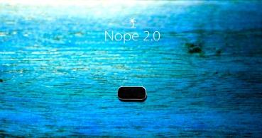 Nope 2.0, el dispositivo que nos permite tapar la webcam