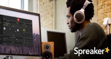 Cómo emitir podcast o radio online de forma sencilla con Spreaker