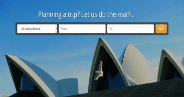 Con esta web podrás saber si es mejor volar o conducir de una ciudad a otra