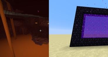 Cómo crear un portal hacia el Nether en Minecraft
