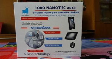 Review: Toro Nanotec aura, un protector de pantalla líquido