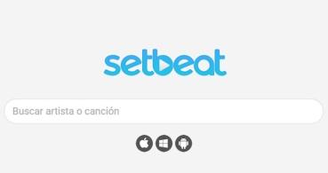 Setbeat, descarga música gratis en el ordenador, Android e iOS