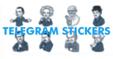Crea tus propios stickers para Telegram