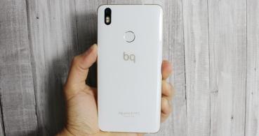 Review: BQAquaris X Pro, con una potente cámara de Samsung