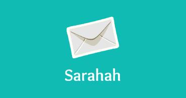 ¿Qué es Sarahah?