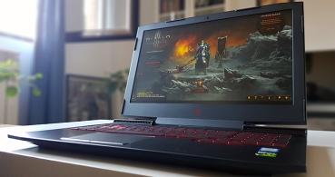 Review: HP Omen, un portátil gaming de poco peso, potente y con gran batería