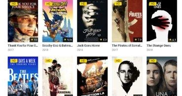 CineTUX, una web para ver películas online