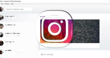 Cómo usar Instagram Direct desde el ordenador