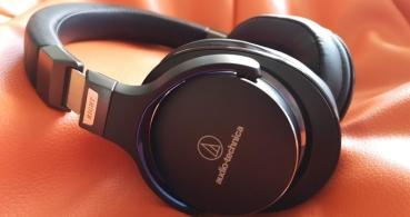 Review: Audio-Technica MSR7, unos auriculares elegantes con sonido Hi-Res