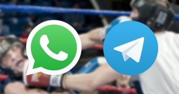 Telegram vs WhatsApp: ¿cuál es mejor?