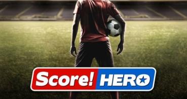 Score! Hero, el juego de fútbol en 3D para móviles