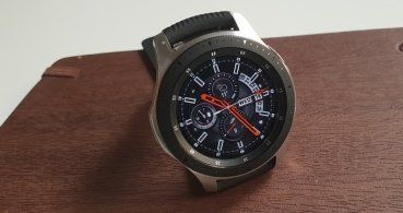 Review: Samsung Galaxy Watch, la apuesta de la gama alta con Tizen