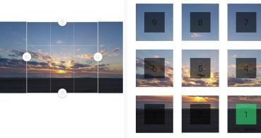 9Cut For Instagram, crea diseños de 9 imágenes