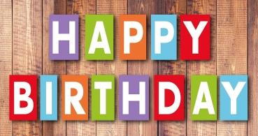 20 GIFs para felicitar un cumpleaños