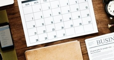 7 plantillas para el calendario laboral 2019