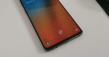 16 móviles con lector de huellas bajo la pantalla
